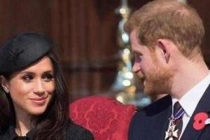 戴安娜儿子哈里曾说不恨卡米拉,却在婚礼上做了一件事让她很尴尬