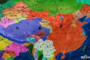 因为中原王朝的一次内乱,这个地方脱离了中国上千年