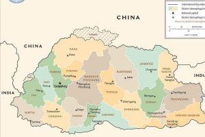 曾经中原王朝的藩属国,高原小国不丹,为什么至今不和中国建交?