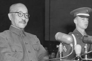 日本甲级战犯东条英机行刑报告证实:被正确处决,骨灰撒入太平洋