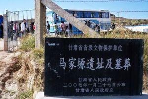 甘肃张家川发现战国墓地,出土60多座墓葬,墓主为戎人首领及贵族