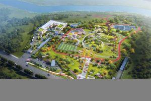 地下埋工厂、地上建公园:成都淮州新城沱江保护再生水厂开建