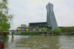 被誉为运河界的天花板,里程最长,工程最大,历经千年依旧繁华