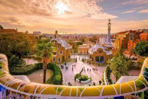 世界最整齐的城市,所有建筑都由一人设计,你们知道是哪里吗