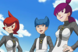 《宝可梦》奇闻趣事:动画中的银河队干部,泥巴鱼的拟态!
