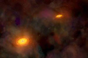 重见天日:科学家发现难以捉摸的巨型黑洞对