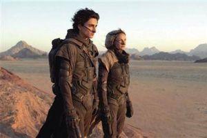 名导操刀依旧口碑两极《沙丘》还是最难改编的科幻片